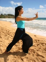 Master Qigong teacher 'Daisy Lee'